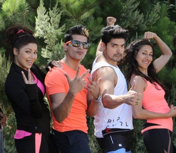 Khatron Ke Khiladi 5 semi final: Will Gurmeet Choudhary beat Qubool Hai actor Karanvir Bohra? View pics!