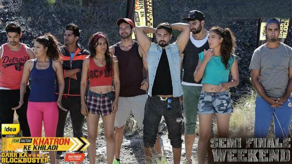Khatron Ke Khiladi 5 semi finale: Are Gauahar Khan, Karanvir Bohra, Ranvir Shorey among the five who will be eliminated this week?