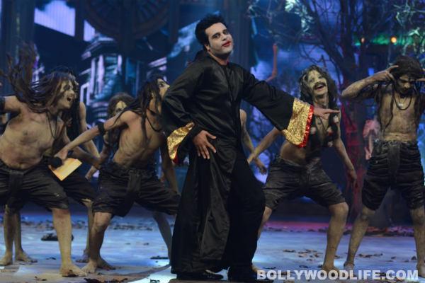 Entertainment Ke Liye Kuch Bhi Karega: Krushna Abhishek does a Sunny Leone!