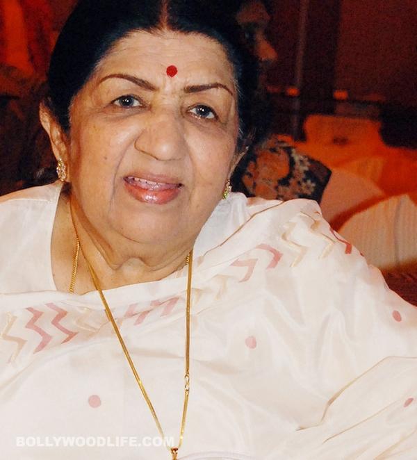 Lata Mangeshkar returns to playback singing after long hiatus