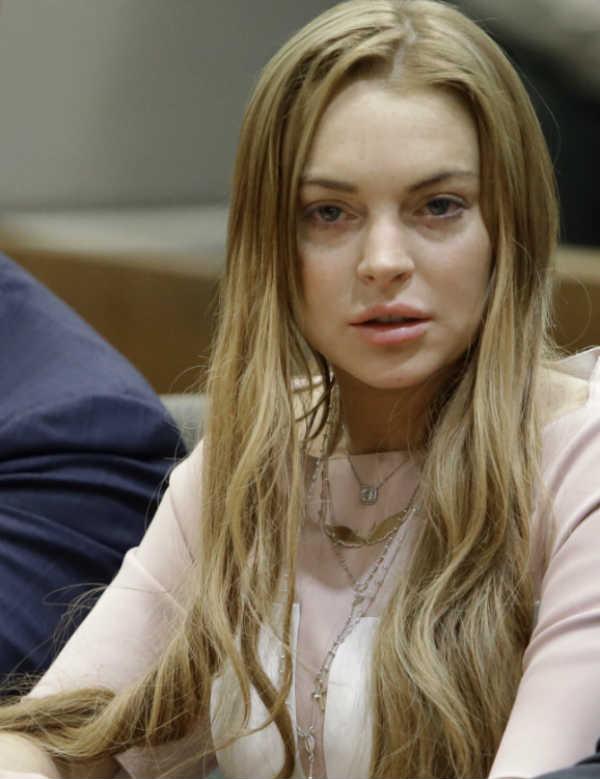 Lindsay Lohan: I had a miscarriage!
