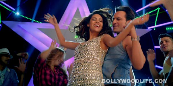 Humshakals song Look into my eyes: Saif Ali Khan and Esha Gupta's party number is groovy but not fresh!