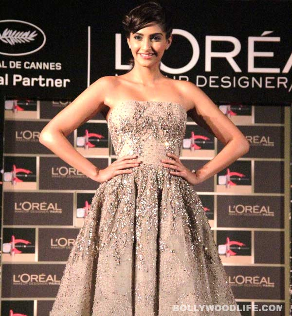 Sonam Kapoor: On every show someone has said something about me but I never react to anything!