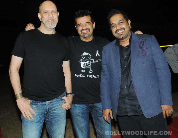 Shankar-Ehsaan-Loy compose music for Marathi film 'Anvat'