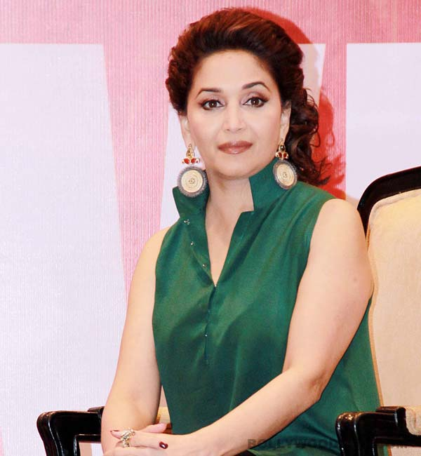 Why is Madhuri Dixit Nene acting so pricey?