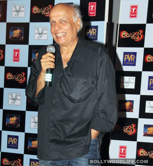 Mahesh Bhatt: Releasing Zakhm during NDA regime was a painful task!