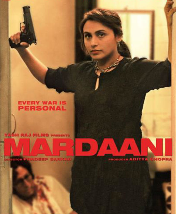 Mardaani first look: Rani Mukerji - The dashing dudette!