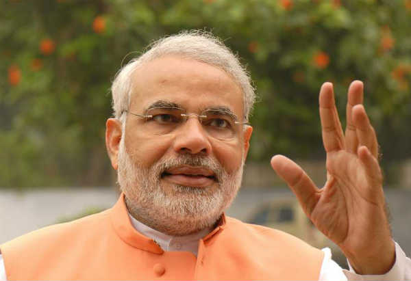 Narendra Modi: Will begin the day by visiting Raj Ghat and paying my respects to Pujya Bapu!