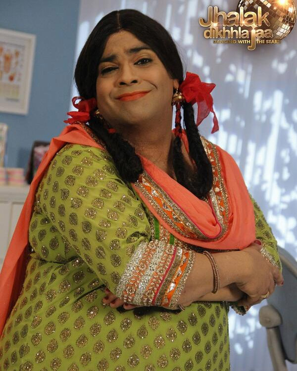 Kiku Sharda: For whatever reasons Sunil Grover left Comedy Nights with Kapil, I think he is fabulous!