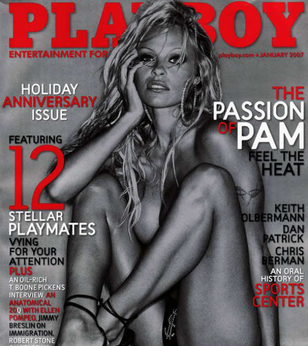 Pamela Anderson's sons were bullied over her Playboy shoot!
