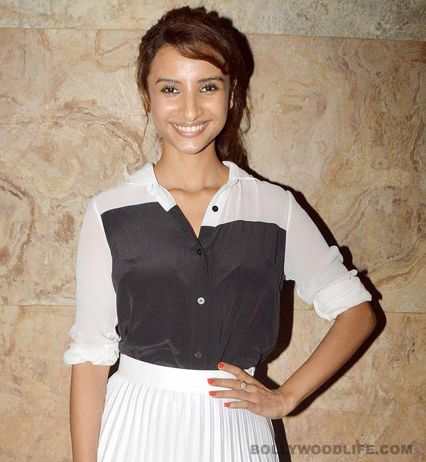 Patralekha: The lovemaking scene with Rajkummar Rao wasn't easy!
