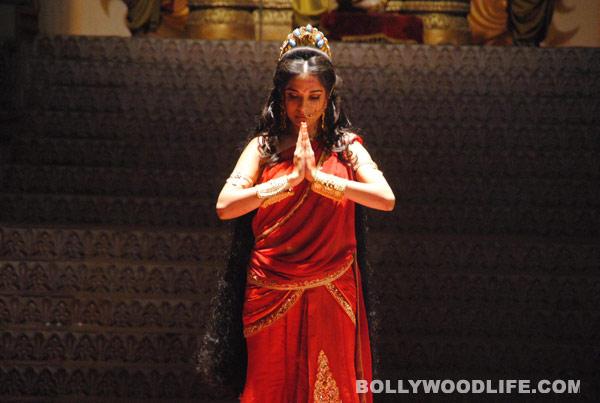 Pooja Sharma aka Draupadi from Mahabharat feels that the cheer haran sequence was toughest one!