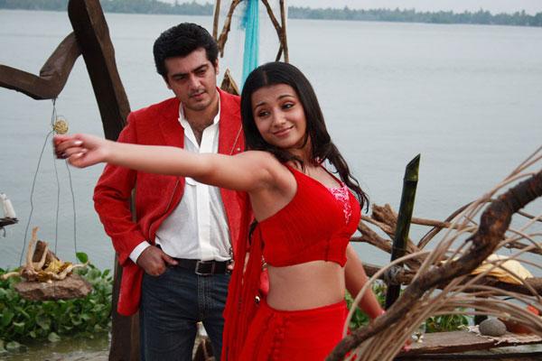 Ajith to romance Trisha and Anushka in Gautham Menon's next?
