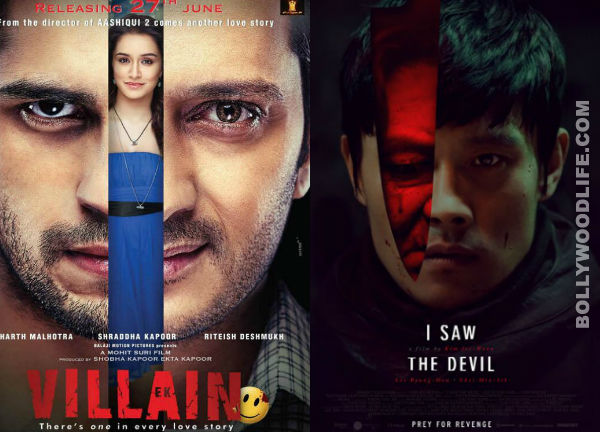 Sidharth Malhotra and Shraddha Kapoor's Ek Villain not inspired by I Saw the Devil