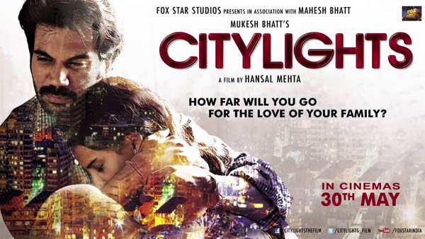 City Lights song Muskurane: Arijit Singh's romantic rendition for Rajkummar Rao and Hansal Mehta will make you fall in love again!