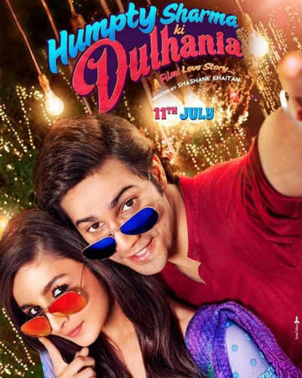 Humpty Sharma Ki Dulhania poster making: Alia Bhatt and Varun Dhawan's energy is contagious!