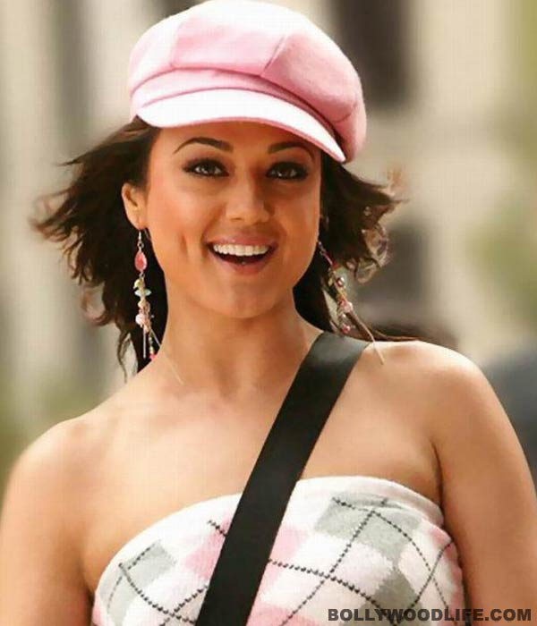 What made Preity Zinta emotional on Twitter? Find out!