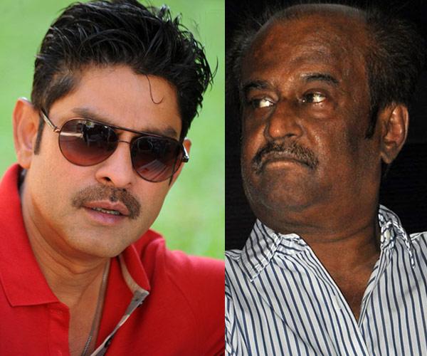 What is Jagapathi Babu doing in Rajinikanth's next after Kochadaiiyaan—Lingaa?