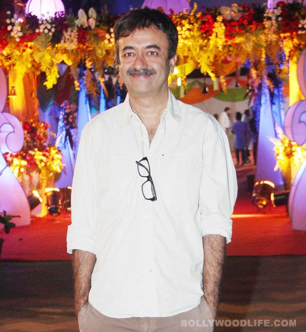 When Rajkumar Hirani became a judge in his own office..