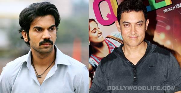 Did Rajkummar Rao do an Aamir Khan for CityLights?