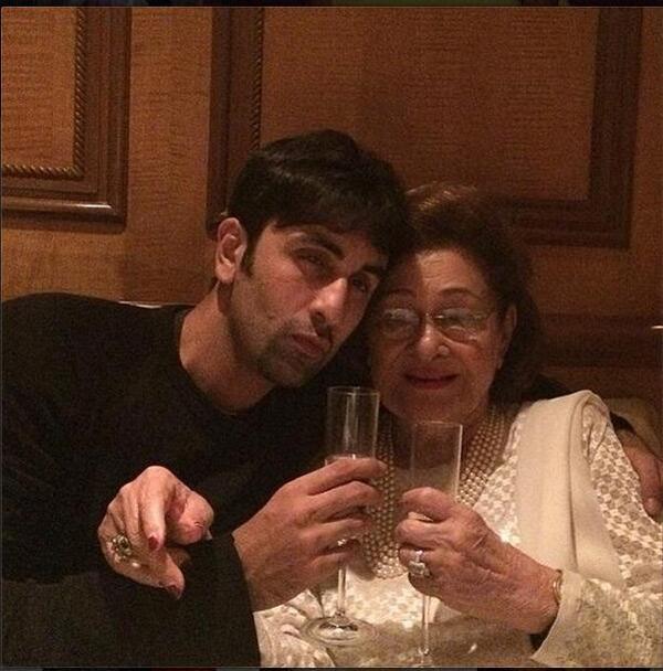Does Ranbir Kapoor's grandmother approve of girlfriend Katrina Kaif?