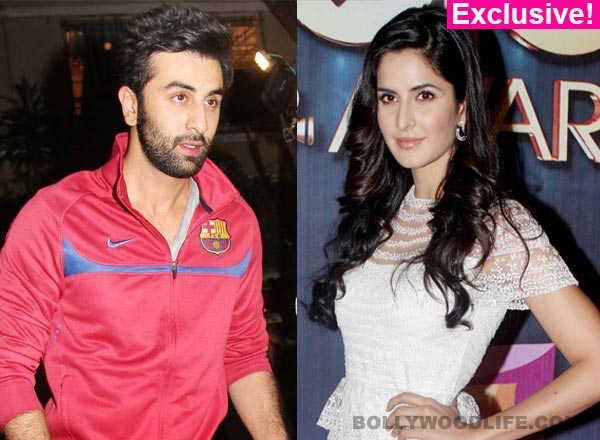 Exclusive - Ranbir takes Katrina on a date night in Cape Town!