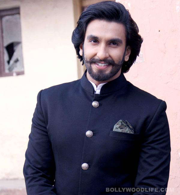 Ranveer Singh: I have no qualms about doing a nude scene