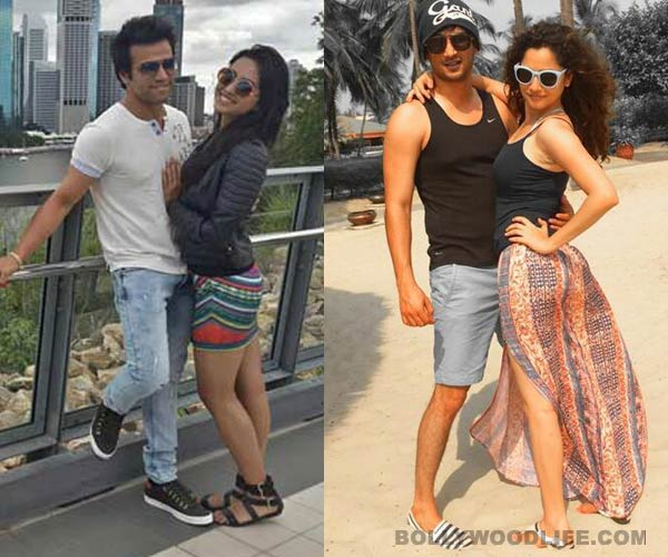 After Ritwik Dhanjani and Asha Negi, Sushant Singh Rajput and Ankita Lokhande head for a romantic vacation!