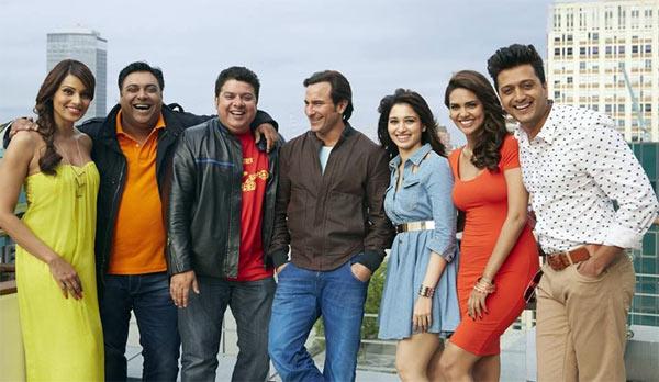 Humshakals video: Saif Ali Khan, Riteish Deshmukh, Ram Kapoor and Satish Shah have a laugh riot!