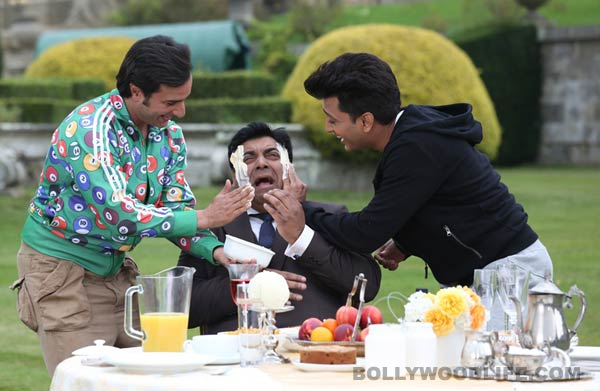 When Saif Ali Khan and Riteish Deshmukh gave Ram Kapoor butter facial!