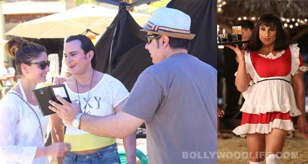 How did Saif Ali Khan made Kareena Kapoor go rolling with laughter?