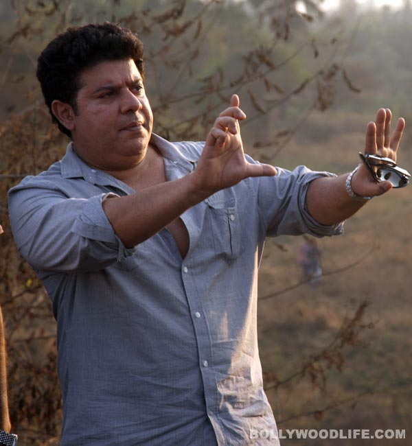 Sajid Khan: I'll only give my audience comedies