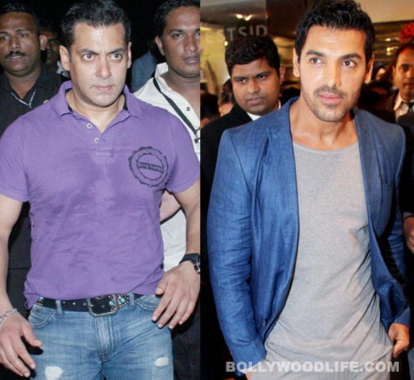 Salman Khan and John Abraham to clash again?