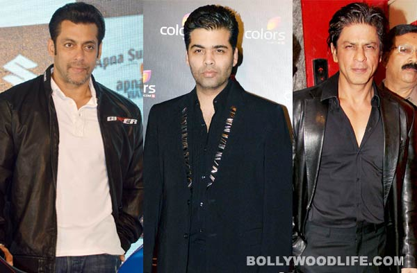 Salman Khan finally replaces Shahrukh Khan as Karan Johar's hero, signs Shuddhi!