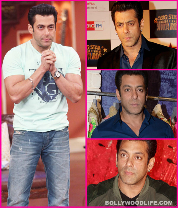 3 mistakes of Salman Khan's life!