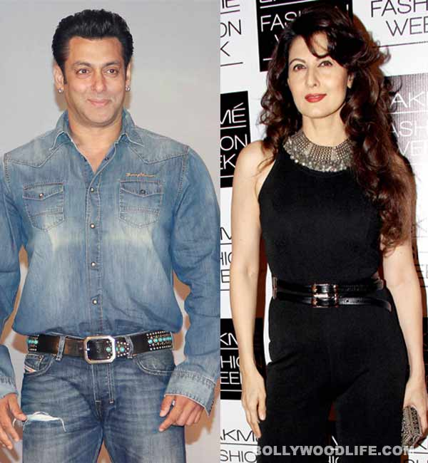 Are Salman Khan and Sangeeta Bijlani back together?