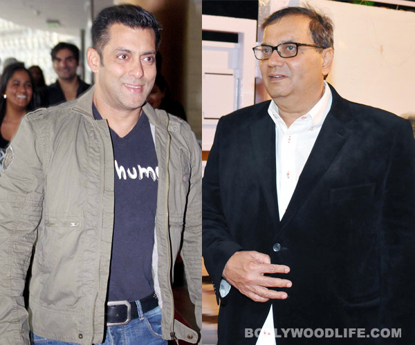 Three reasons why Salman Khan will never work with Subhash Ghai again!