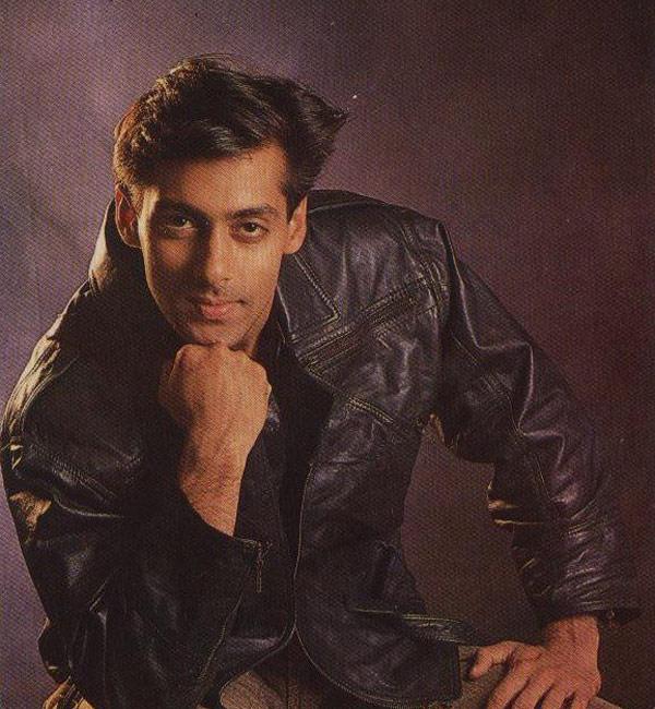 Salman Khan's first love revealed!