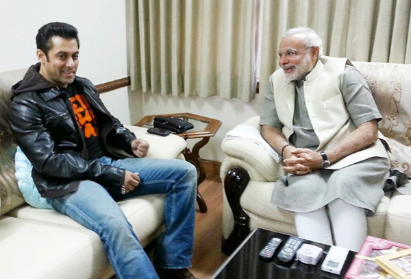Salman Khan confirmed to attend Narendra Modi's swearing-in ceremony!