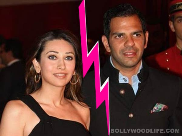 Karisma Kapoor and Sunjay Kapur to fight in court for kids' custody!