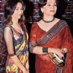 Why did Salma Agha drag daughter Sasha Agha and music director Sachin Gupta to the police station?