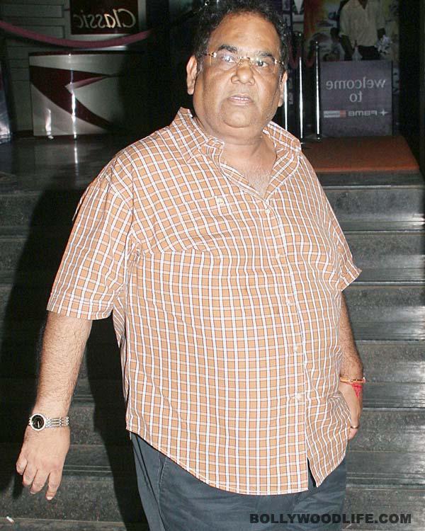 Robbery at Satish Kaushik's house