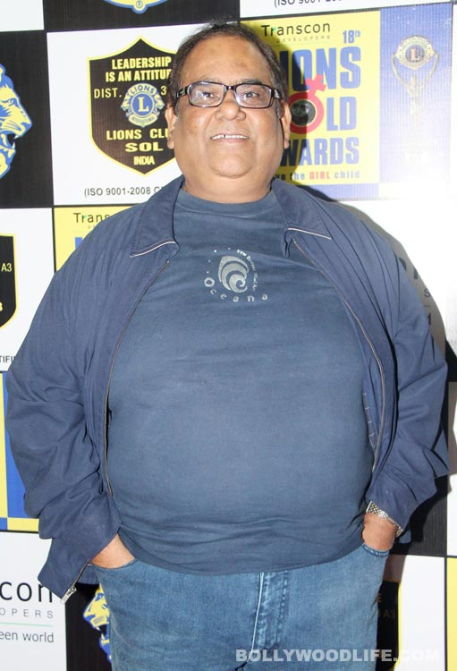 Theft at Satish Kaushik's house, domestic help runs away with Rs 1.2 crore!