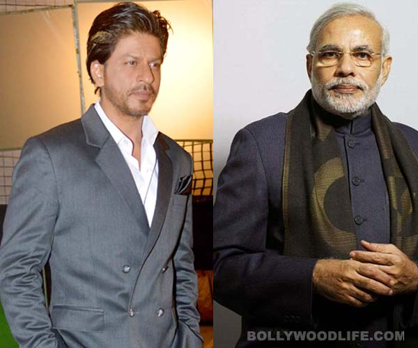 Why is Shahrukh Khan not invited to Narendra Modi's swearing-in ceremony?
