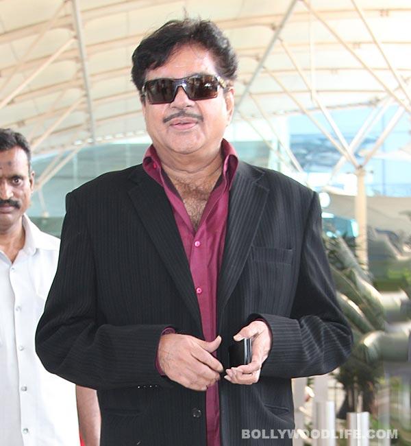 Shatrughan Sinha hospitalised once again!