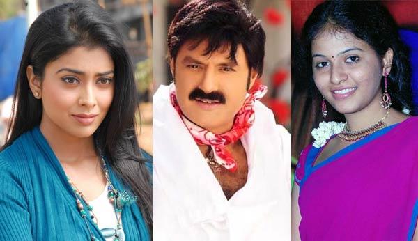 Shriya Saran or Anjali: Who will be paired opposite Balakrishna?
