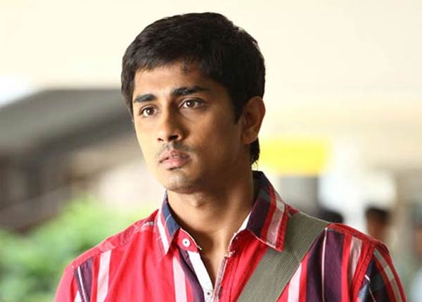 Why is Siddharth angry?