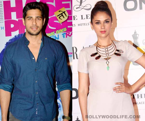 Is Sidharth Malhotra dating Aditi Rao Hydari?