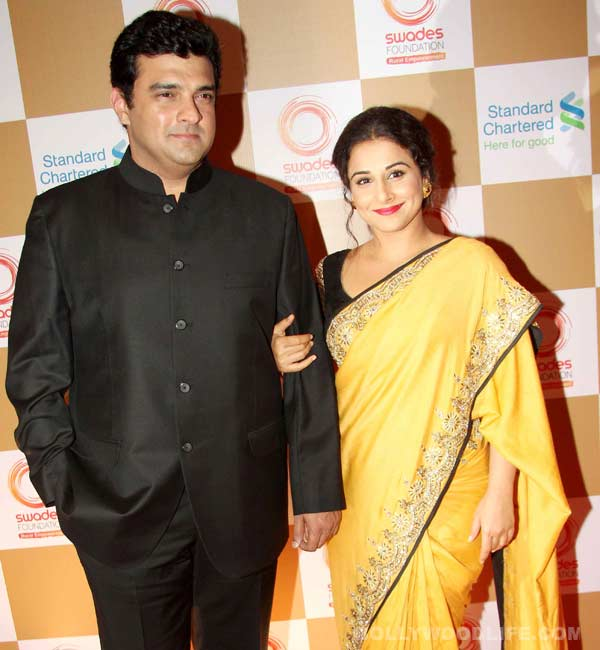 Is Vidya Balan's producer husband Siddharth Roy Kapur cheating on her?