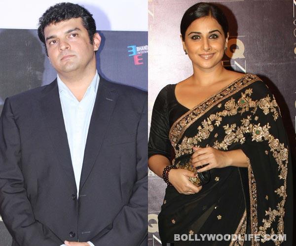 Vidya Balan: I don't have to turn detective for my husband!
